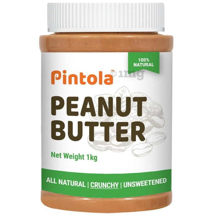 Pintola All Natural Peanut Butter Crunchy