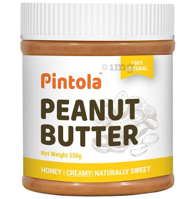 Pintola Creamy Honey Peanut Butter