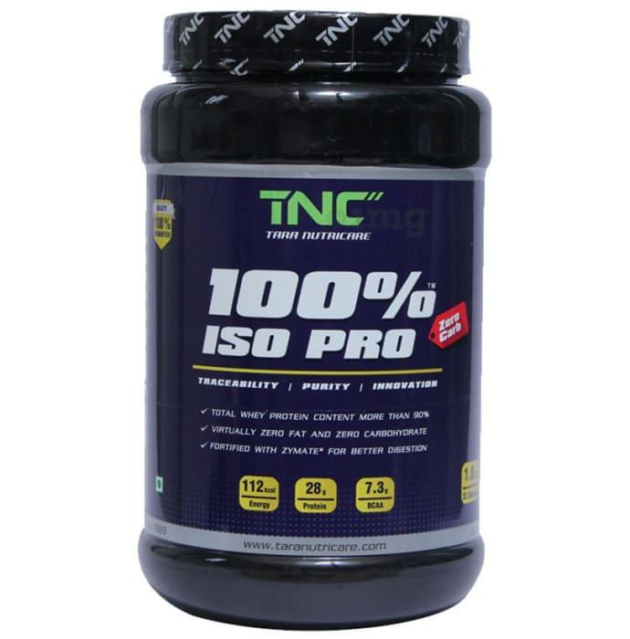 Tara Nutricare 100% Iso Pro Whey Protein Powder Strawberry