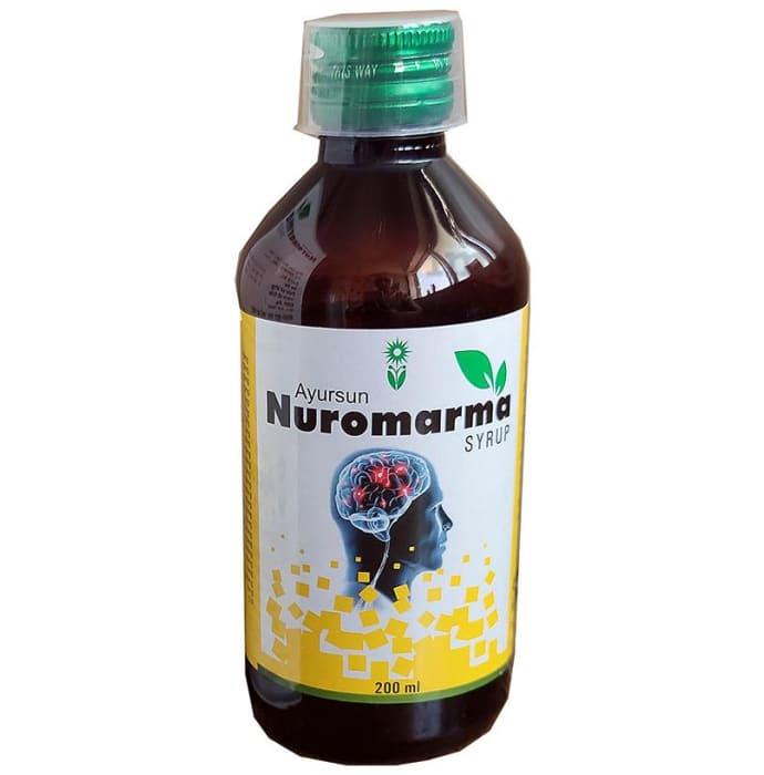 Ayursun Pharma Nuromarma Syrup