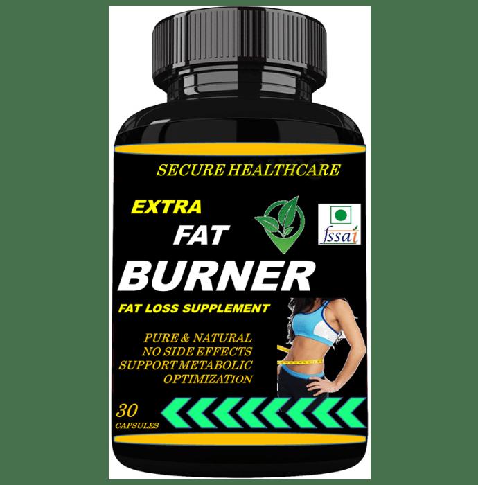 Secure Healthcare Extra Fat Burner Capsule