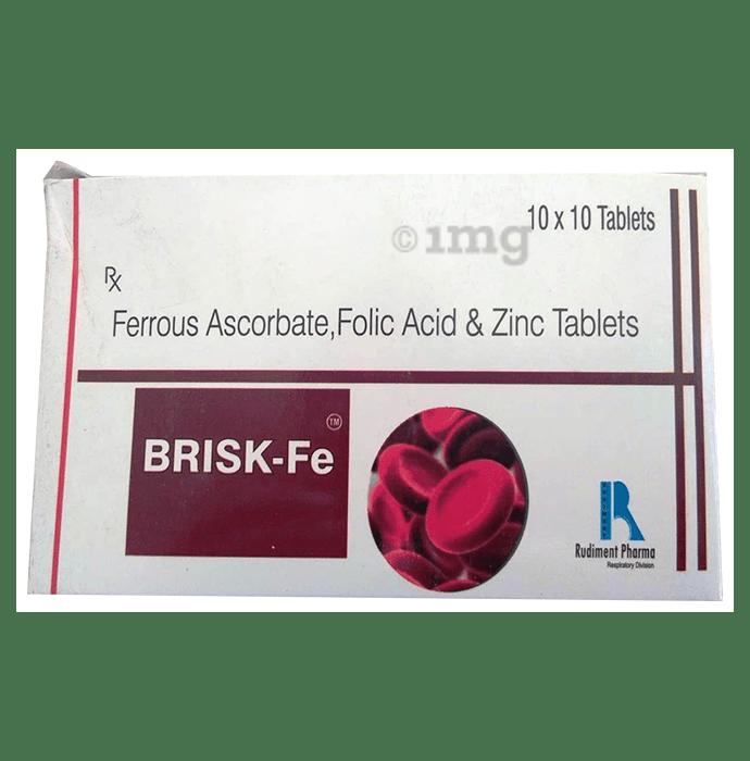 Brisk-Fe Tablet