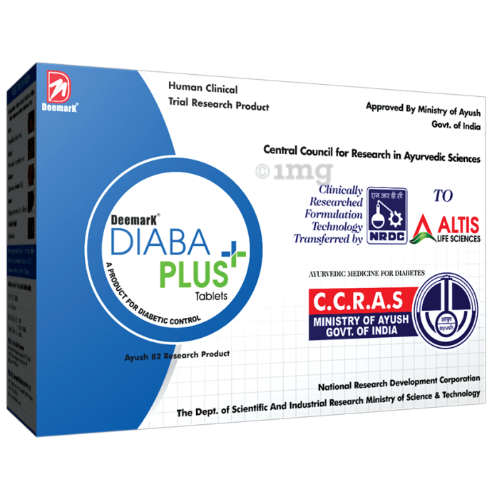 Deemark Diaba Plus Tablet