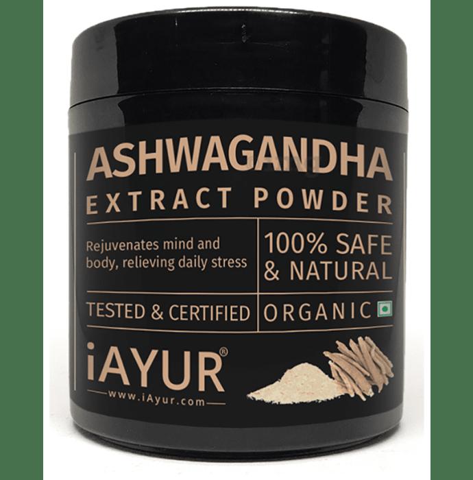 iAYUR Ashwagandha Extract Powder