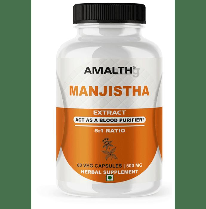 Amalth Manjistha Extract Veg Capsules