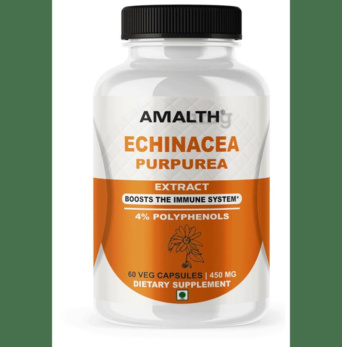 Amalth Echinacea Purpurea Extract Veg Capsules