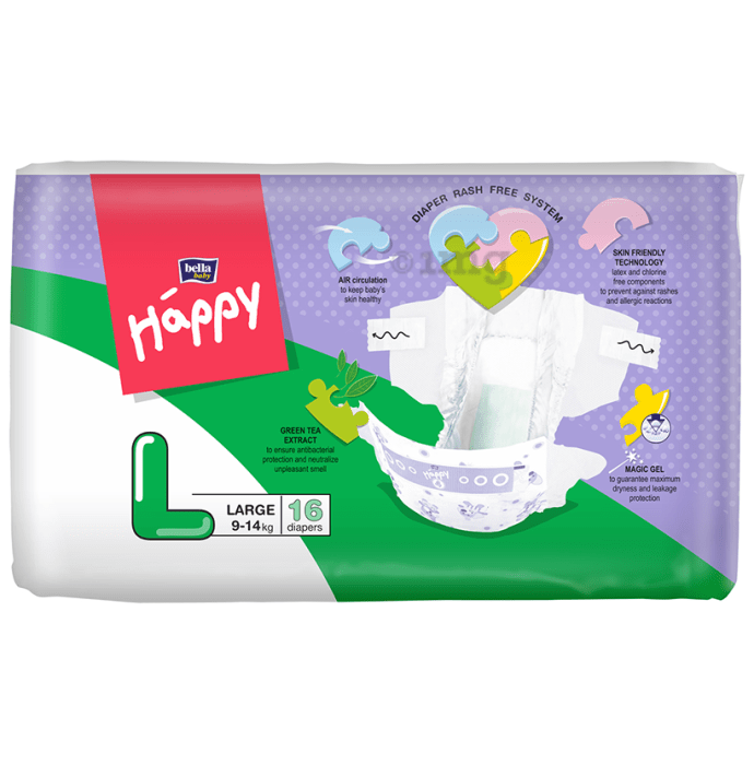 Bella Baby Happy Diaper Large