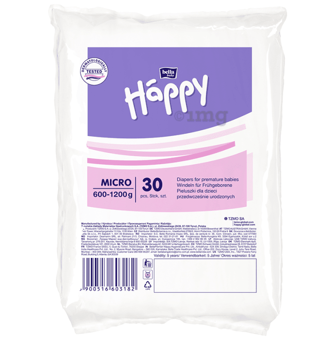 Bella Baby Happy Diaper Micro