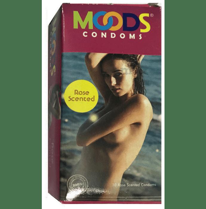 MOODS Rose Scented Condom