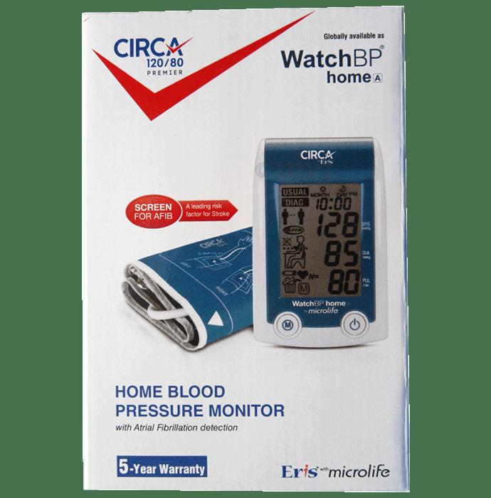 Circa 120/80 Home Blood Pressure Monitor Premier