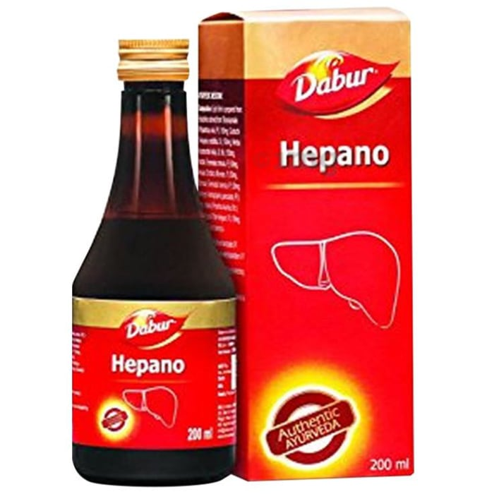 Dabur Hepano Syrup