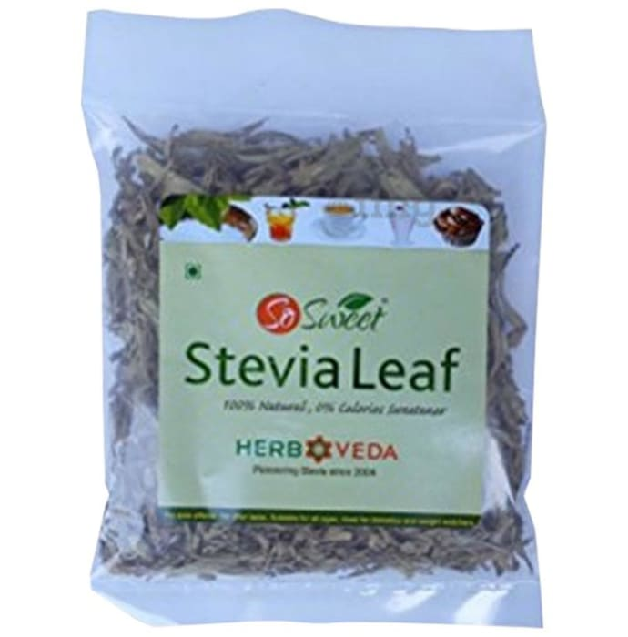 So Sweet Stevia Leaves