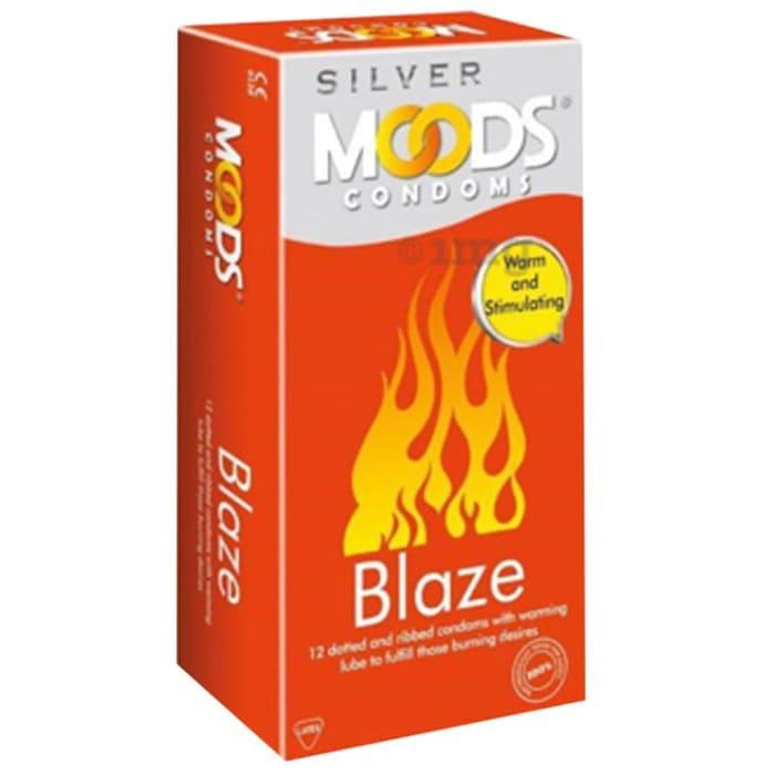 MOODS Silver Blaze Condom