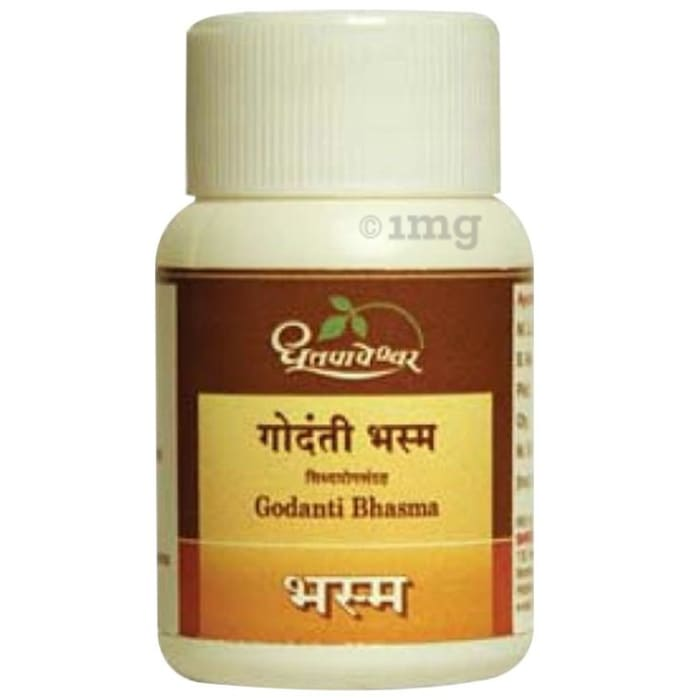 Dhootapapeshwar Godanti Bhasma