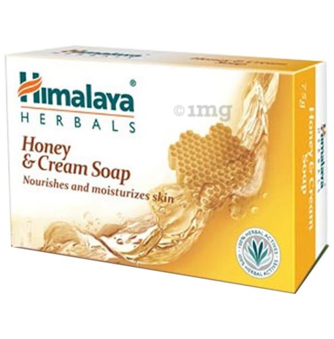 Himalaya Herbals Honey & Cream Soap