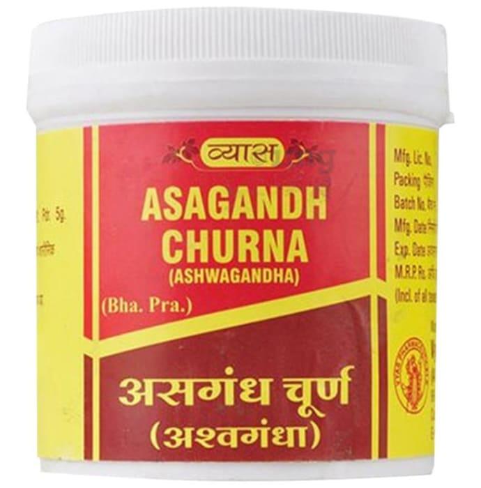 Vyas Asagandh (Ashwagandha) Churna