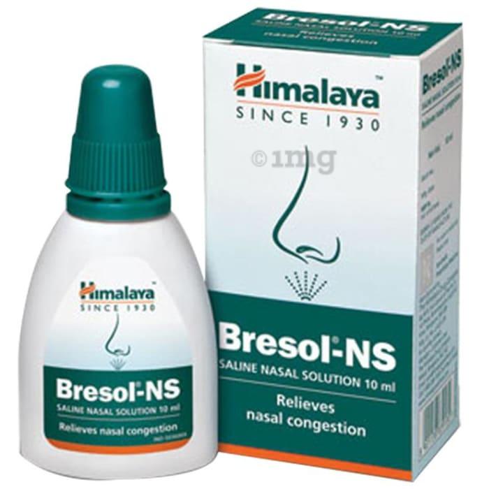 Himalaya Bresol NS Nasal Solution