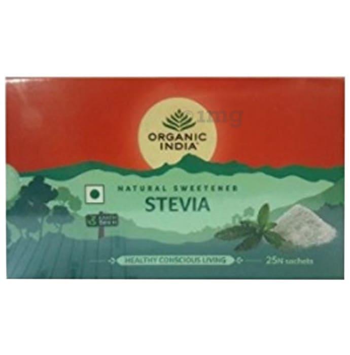 Organic India Stevia Natural Sweetener