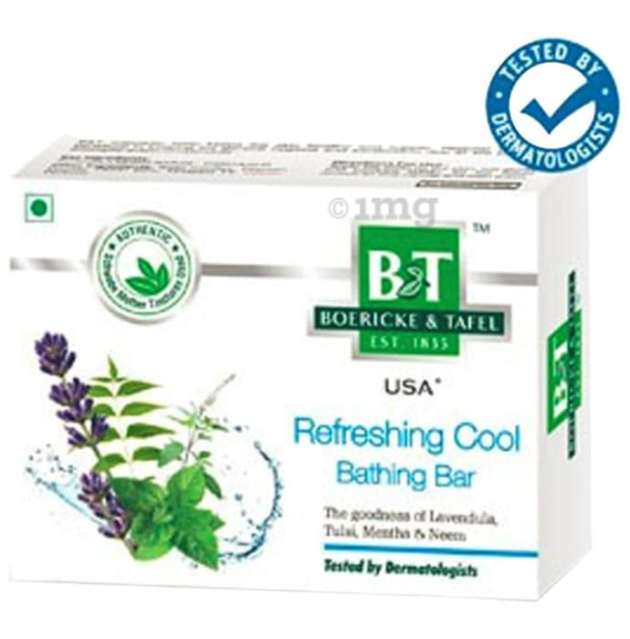 Boericke and Tafel Refreshing Cool Bathing Bar