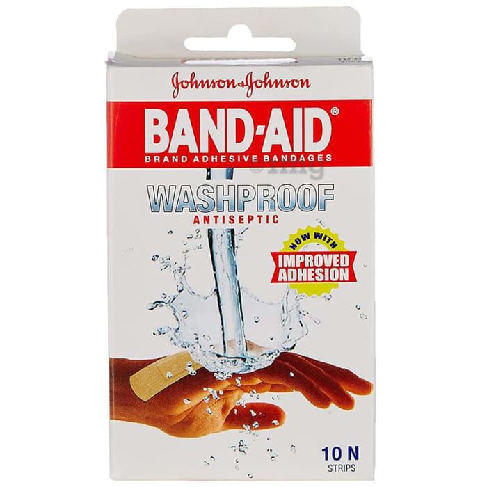 Johnson's Washproof Band-Aid