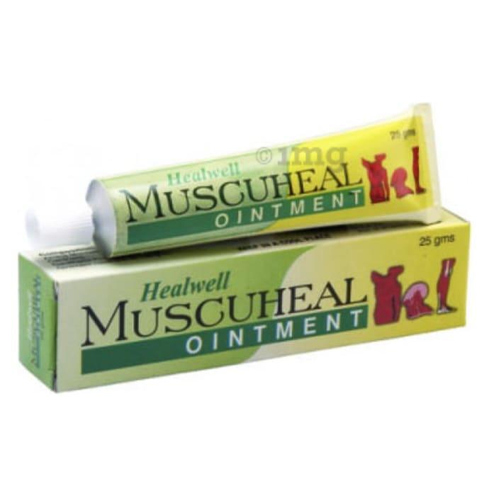 Healwell Muscuheal Ointment