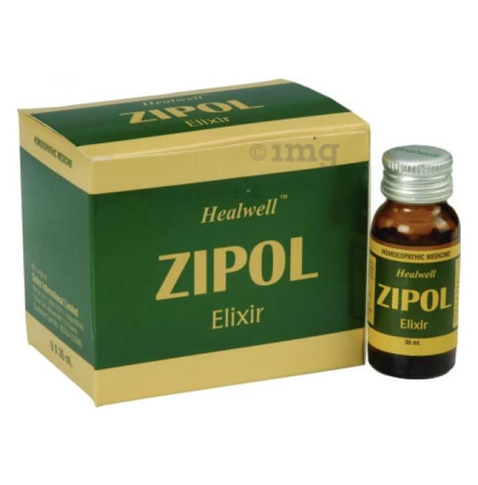 Healwell Zipol Elixir