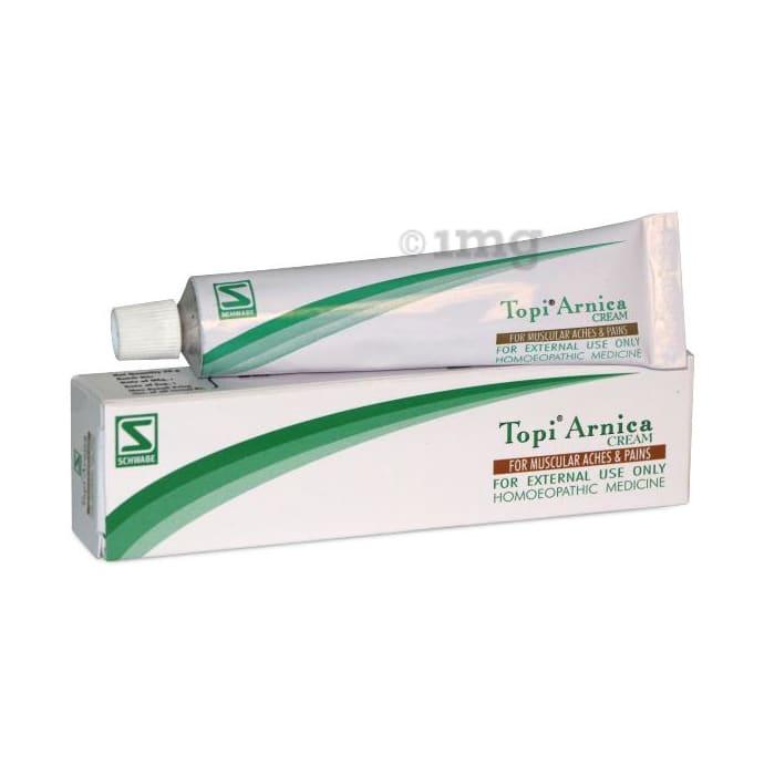 Dr Willmar Schwabe India Topi Arnica Cream