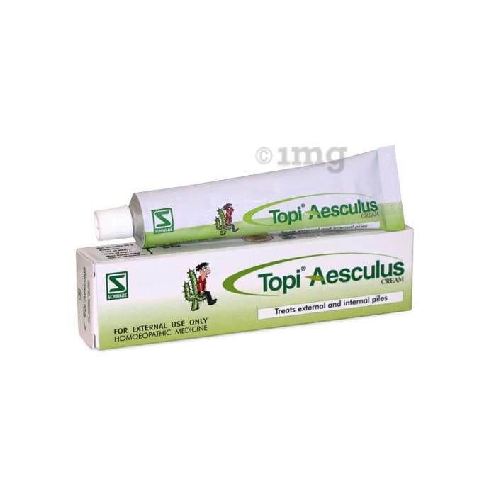 Dr Willmar Schwabe India Topi Aesculus Cream