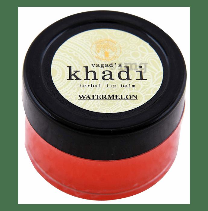 Vagad's Khadi Herbal Watermelon Lip Balm