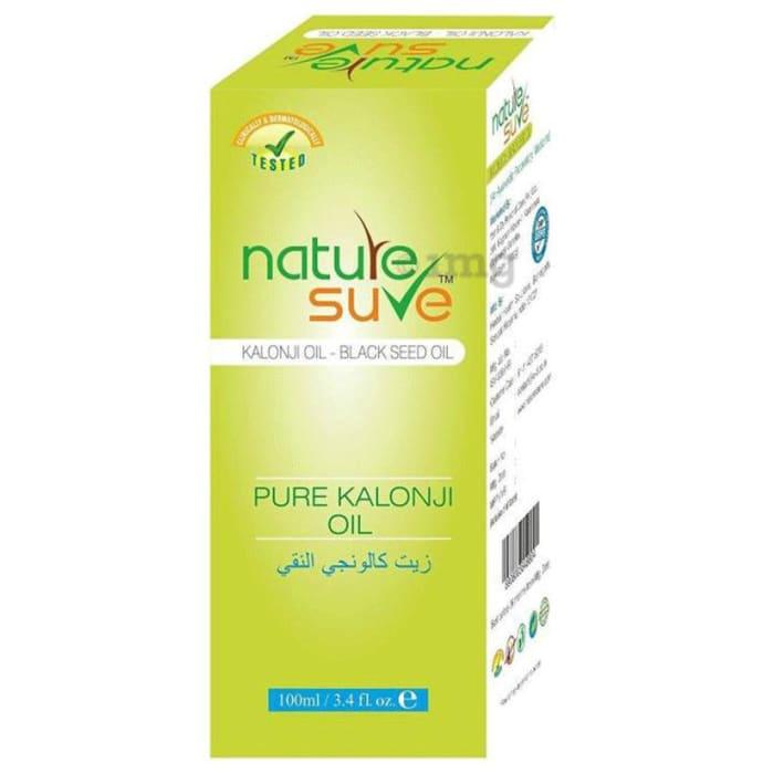 Nature Sure Kalonji Tel (Blackseed Oil)