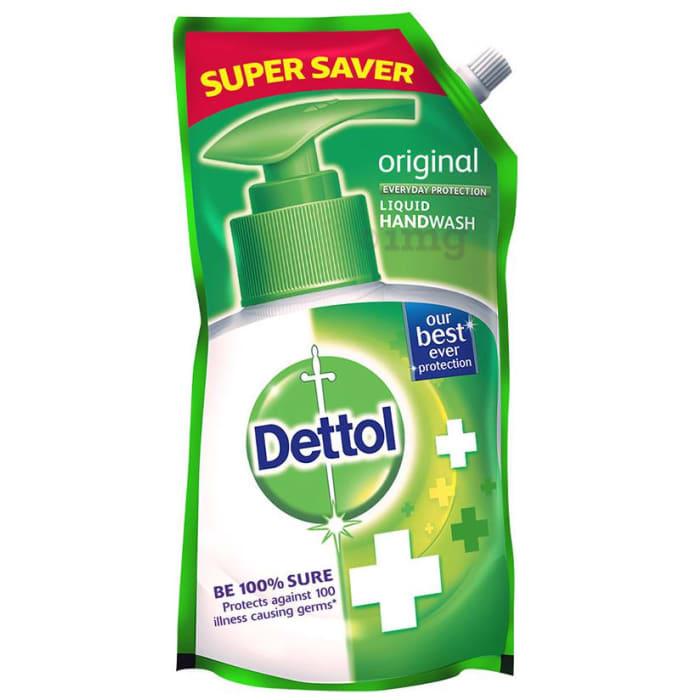 Dettol Liquid Handwash Refill Original