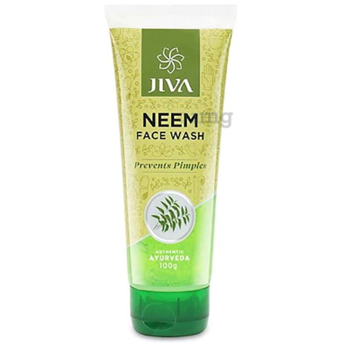 Jiva Neem Face Wash