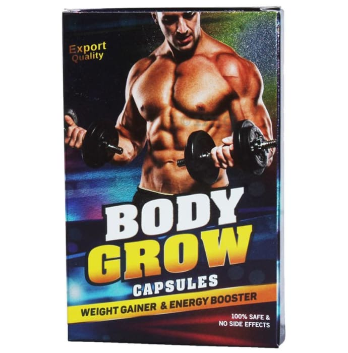 Dr Chopra Body Grow Capsule