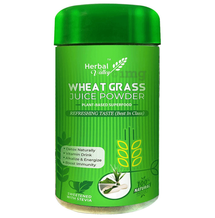 Herbal Valley Wheat Grass Juice Powder