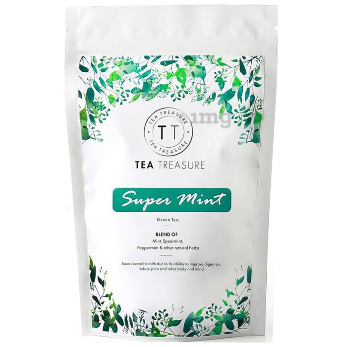 Tea Treasure Minty Fusion Green Tea