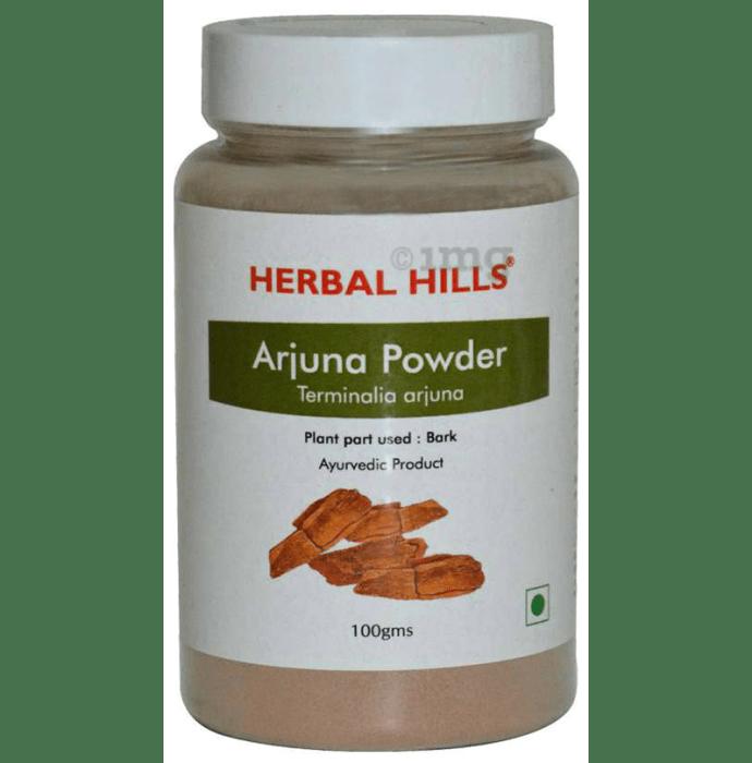 Herbal Hills Arjuna Powder Pack of 2