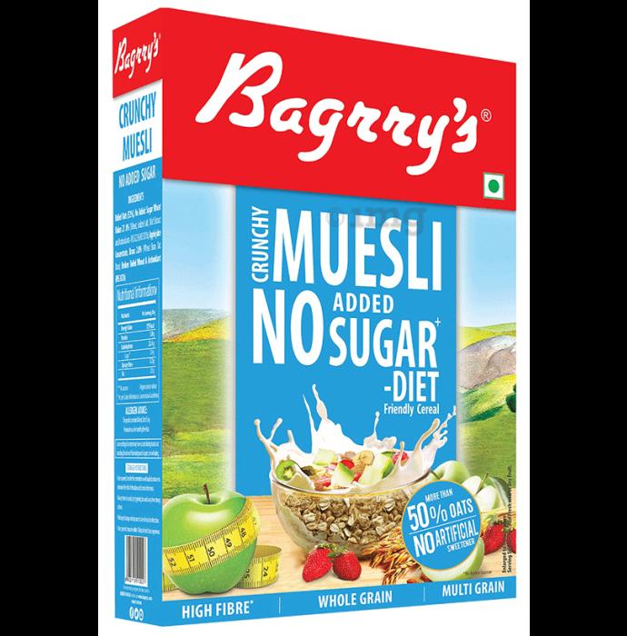 Bagrry's Crunchy No Added Sugar Muesli