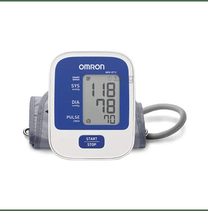 Omron HEM8712 BP Monitor