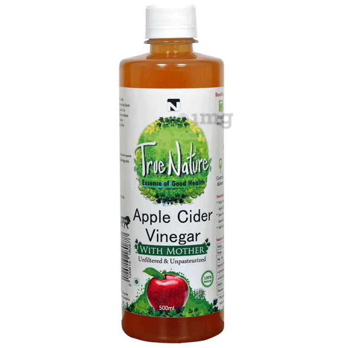 True Nature Apple Cider Vinegar with Mother
