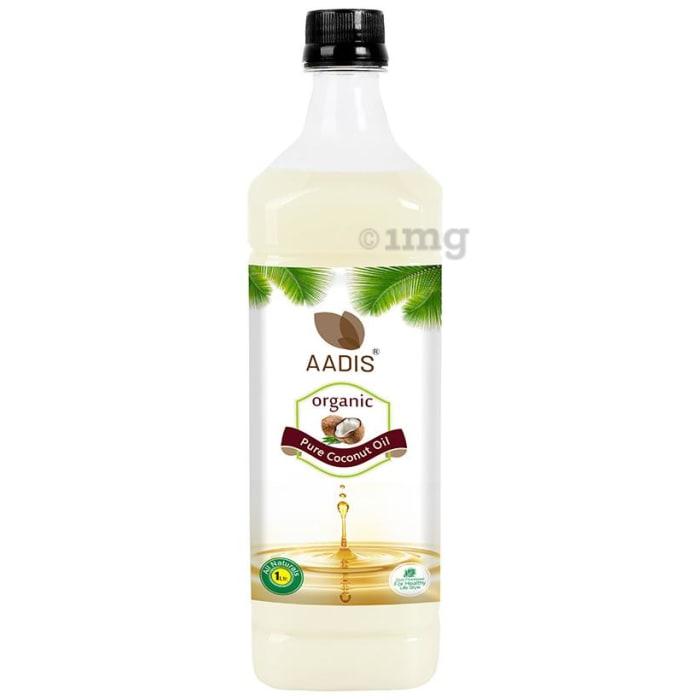 Aadis Pure Organic Coconut Oil