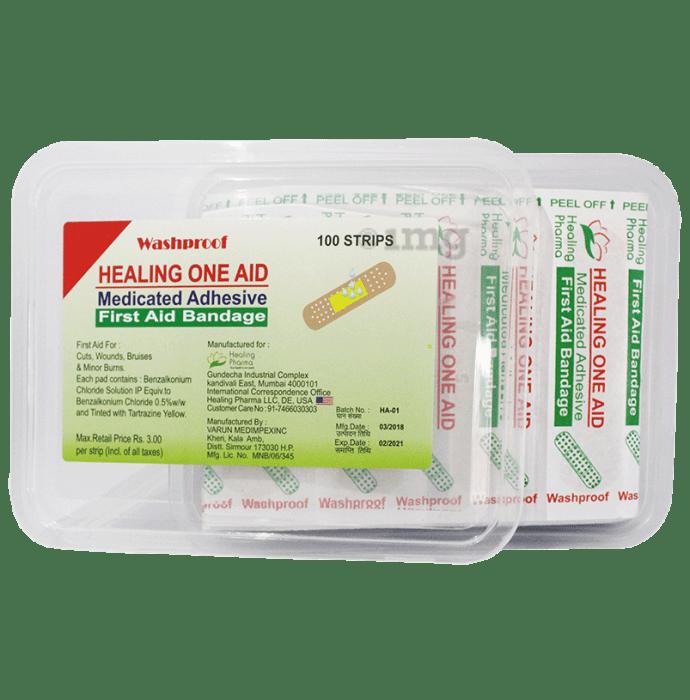 Healing Pharma Healing One Aid Bandage