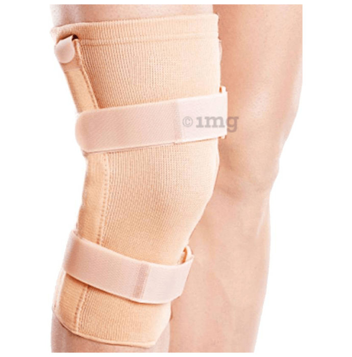 Medtrix Hinged Knee Cap Large Beige Eco