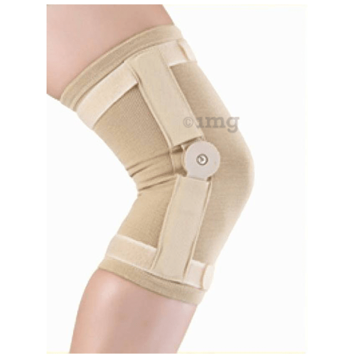 Medtrix Hinged Knee Cap XL Beige Premium