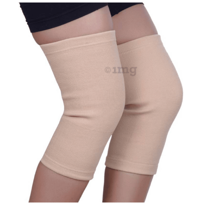 Medtrix Compression Knee Cap XL Beige Premium
