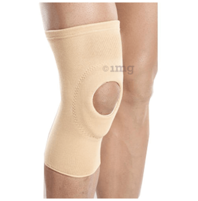 Medtrix Open Patella Knee Cap Medium Beige