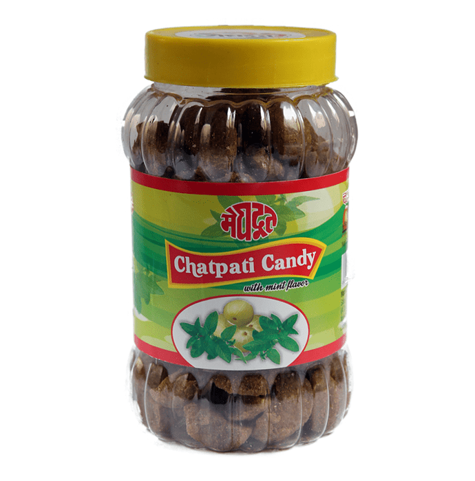 Meghdoot Chatpati Mint Candy