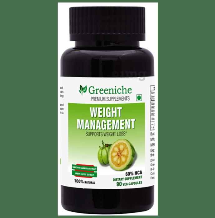 Greeniche Weight Management Capsule