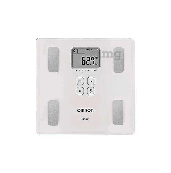 Omron HBF 222T Complete Digital Body Composition Monitor with Bluetooth