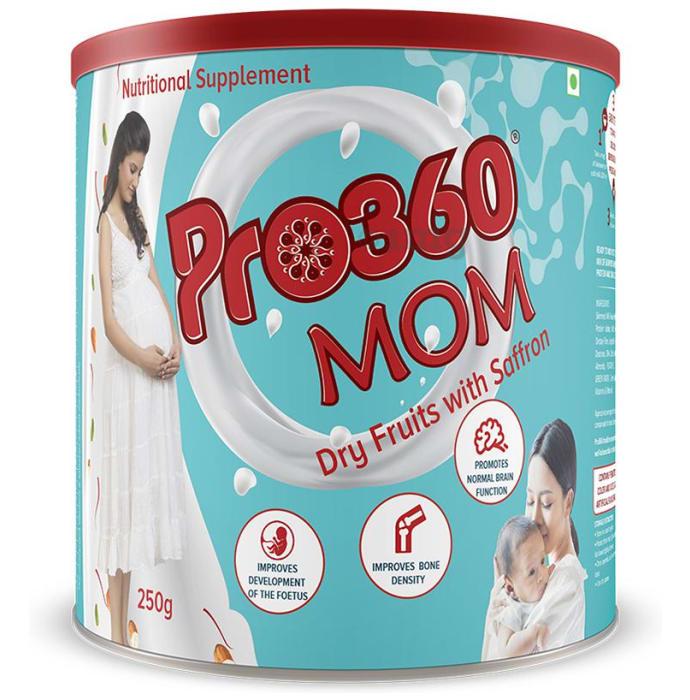 Pro360 Mom Dry Fruit with Saffron