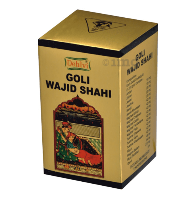 Dehlvi Remedies Wajid Shahi Goli